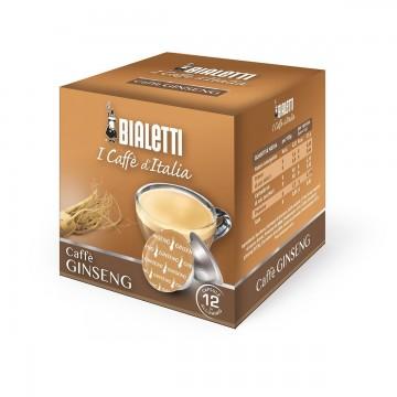 Bialetti Ginseng (12 capsule) - I caffè d'Italia