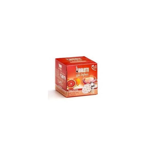 Bialetti Arancia Rossa (12 capsule) - I caffè d'Italia