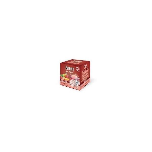 Bialetti Fragola e Mango (12 capsule) - I caffè d'Italia