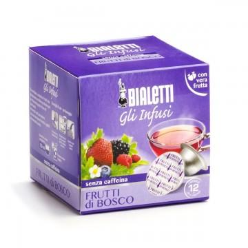 Bialetti Frutti di Bosco (12 capsule) - I caffè d'Italia