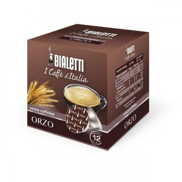Bialetti Orzo (12 capsule) - I caffè d'Italia