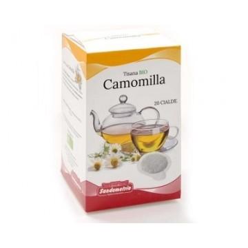 Cialde San Demetrio Camomilla Bio (20 cialde)