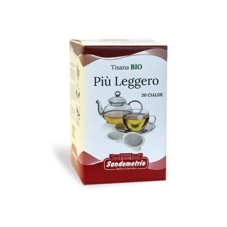 Cialde Tisana Più Leggero San Demetrio (20 cialde)