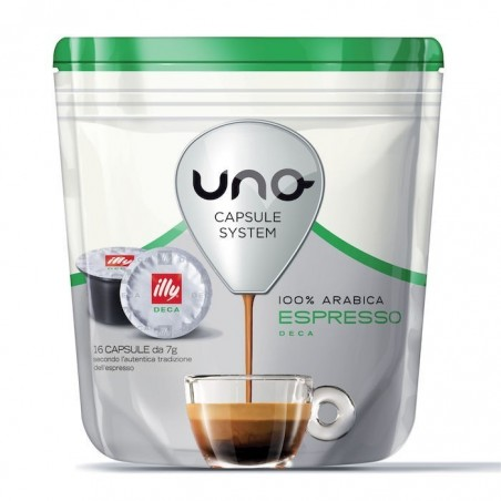 Illy Uno System Deca (16 cps)