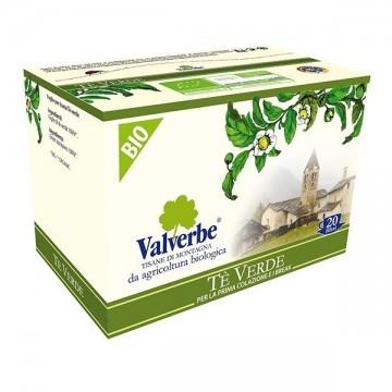 Infuso Te Verde Valverbe Bio