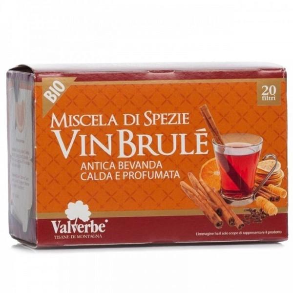 Tisana Vin Brulee  Valverbe Bio
