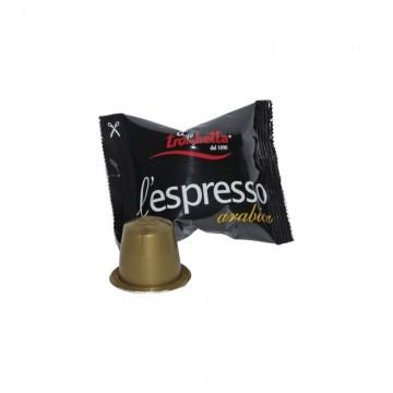 100 Capsule Trombetta Arabica Compatibili Nespresso