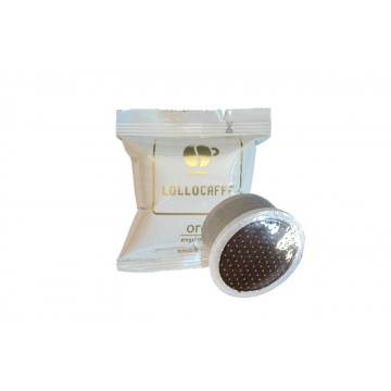 100 Capsule Lollo Oro compatibili Espresso Point