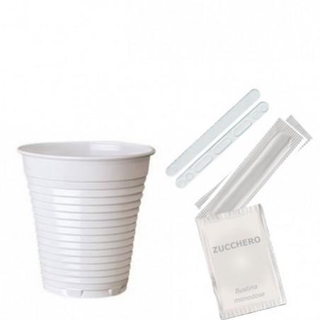 Kit Cortesia Zucchero Bianco (50 dosi)