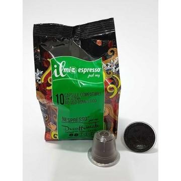100 Capsule IME Deca Delicato Compatibili Nespresso