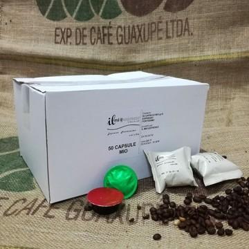 50 Compatibili Lavazza A Modo Mio Il Mio Espresso Fortissimo 8
