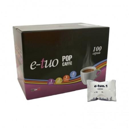 100 Compatibili Fior Fiore Lui L'espresso Mitaca Pop Caffè E-Tuo Intenso