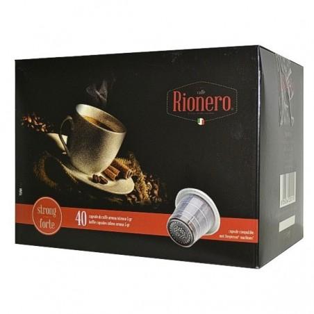 40 Capsule Nespresso Rio Nero Strong