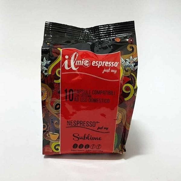 10 compatibili Nespresso Sublime Il Mio Espresso