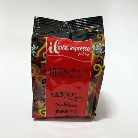 100 Capsule IME Sublime Compatibili Nespresso