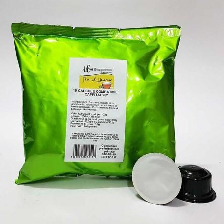 10 Compatibili Caffitaly Il Mio Espresso Tè al Limone