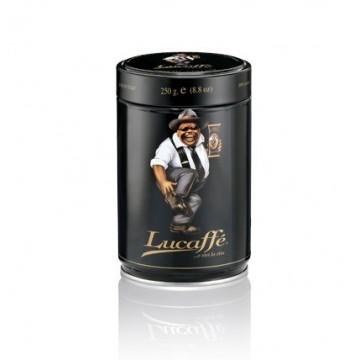 Macinato Lucaffè 100% Arabica Nero 250 gr