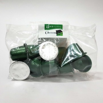 10 capsule Chocomenta IME Compatibili Nespresso