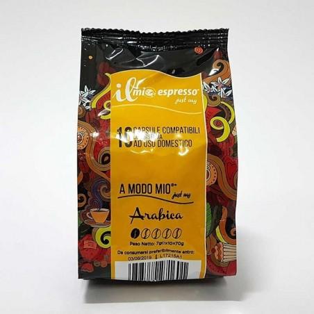 100 Capsule Compatibili A Modo Mio Il Mio Espresso Arabica