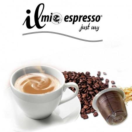 10 Capsule Compatibili Nespresso Ginseng Dolce Solubile