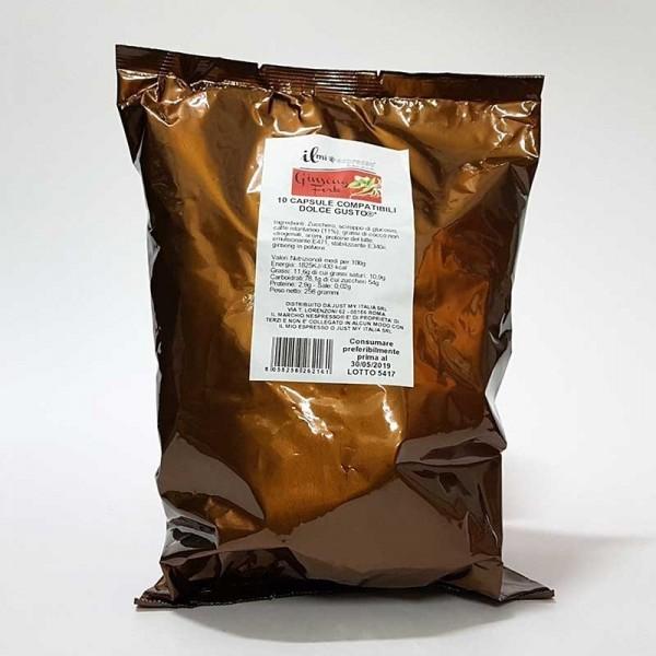 Compatibile Dolce Gusto Il Mio Espresso Ginseng Forte (16 capsule)