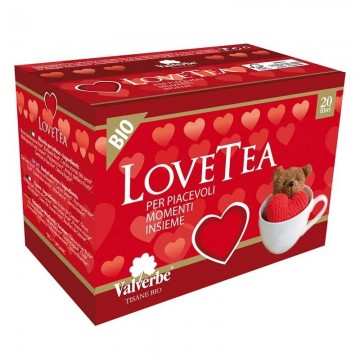 Love Tea Valverbe Bio