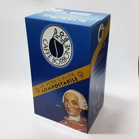 150 Cialde Borbone Miscela Nero ESE 44