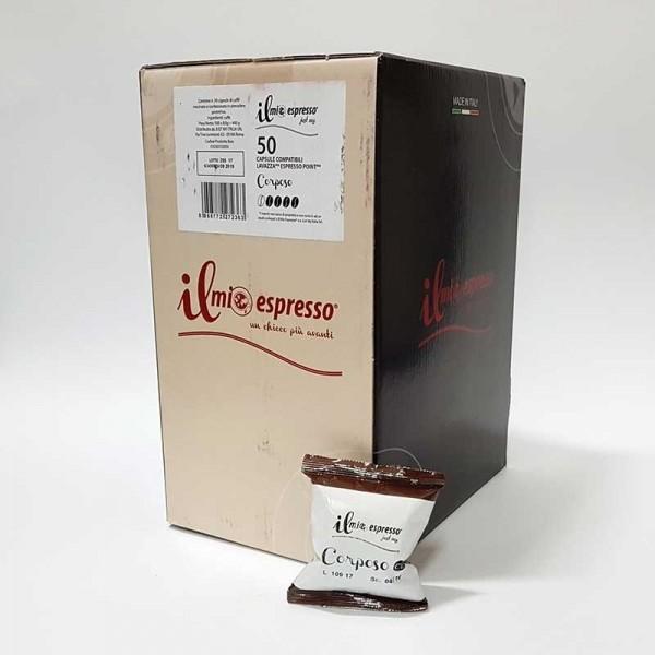 50 Il Mio Espresso Corposo compatibili Espresso Point