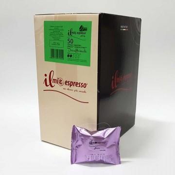 50 Il Mio Espresso Decaffeinato compatibili Espresso Point