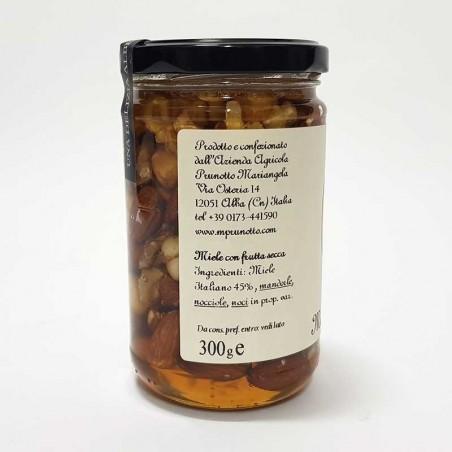 Miele con frutta secca Prunotto 300gr