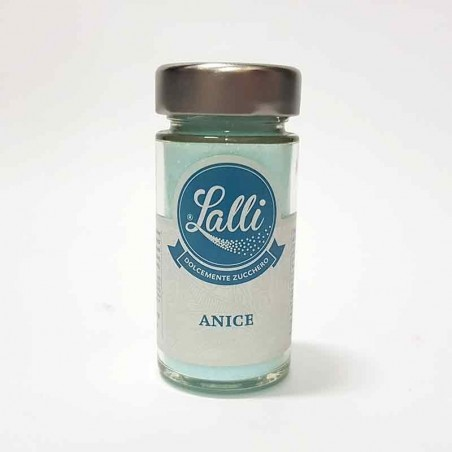 Zucchero Aromatizzato Gusto Anice Lalli 90 gr