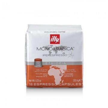 Illy Iperespresso Monoarabica Etiopia (18 capsule)