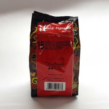 Compatibile Dolce Gusto Il Mio Espresso Deca (16 capsule)