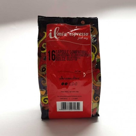 Compatibile Dolce Gusto Il Mio Espresso Aromatico (16 capsule)