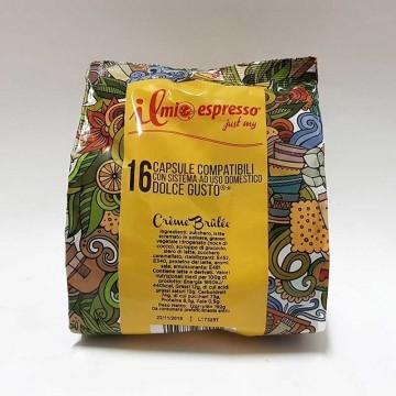 Compatibile Dolce Gusto Il Mio Espresso Creme Brulee (16 capsule)