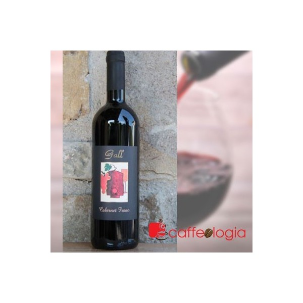 Cabernet Franc Gall 2016 750 cl