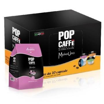 100 Compatibili Uno System Pop Caffè Arabica