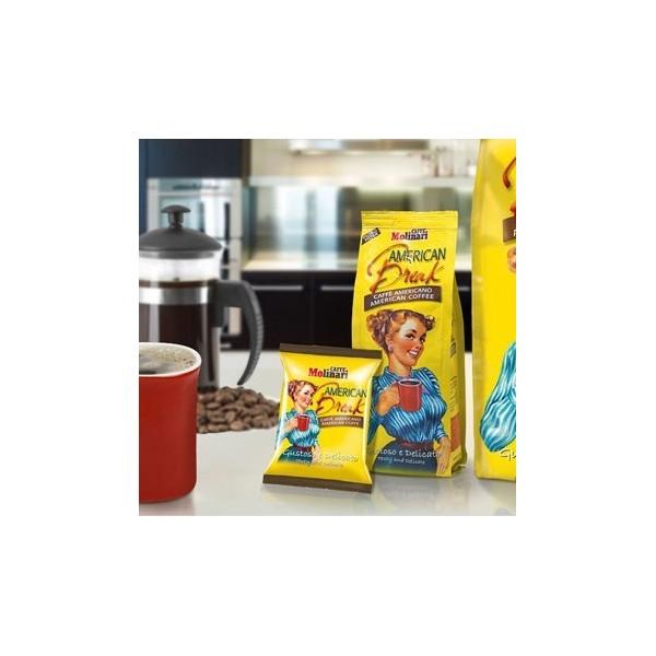Macinato Molinari per Caffè Americano 250 grammi