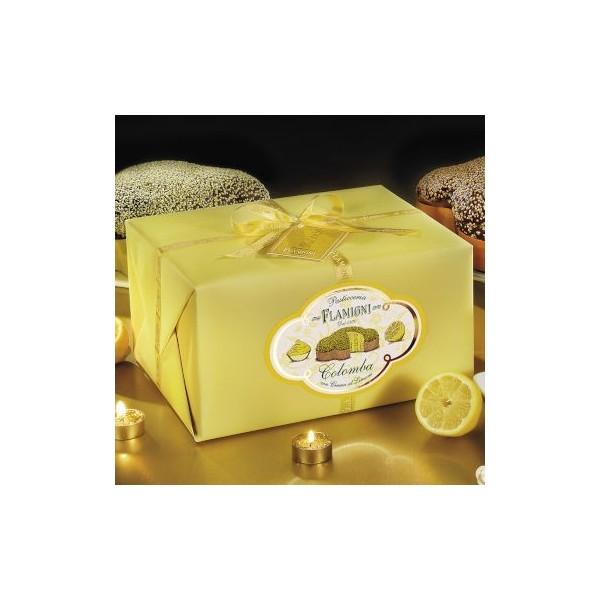 Colomba Farcita Limone  Flamigni 950 grammi