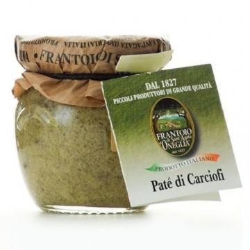 Patè di Carciofini Frantoio di Oneglia 90 grammi