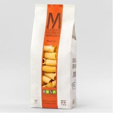 Rigatoni del Pastificio Mancini - 500 grammi
