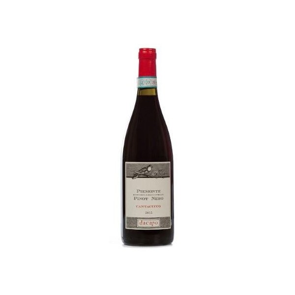 "Pinot Nero Piemonte DOC Dacapo ""Cantacucco"" 2015"