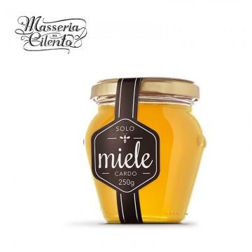 Miele di Cardo Masseria del Cilento 250 grammi