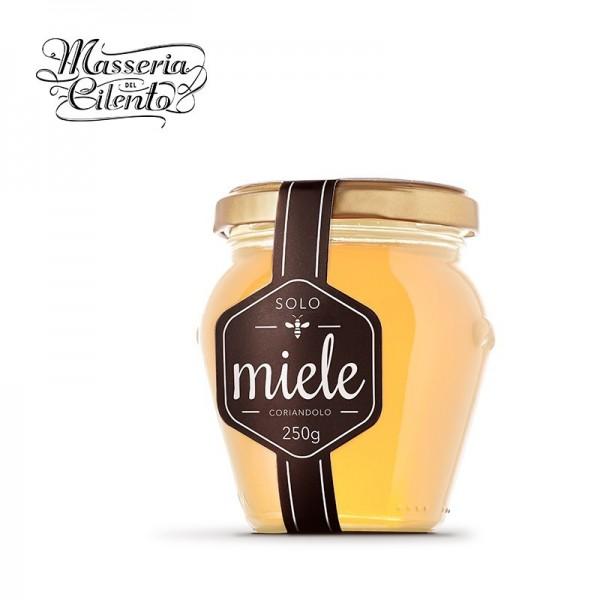 Miele di Cordiandolo Masseria del Cilento 250 grammi