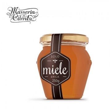 Miele di Erica Masseria del Cilento 250 grammi