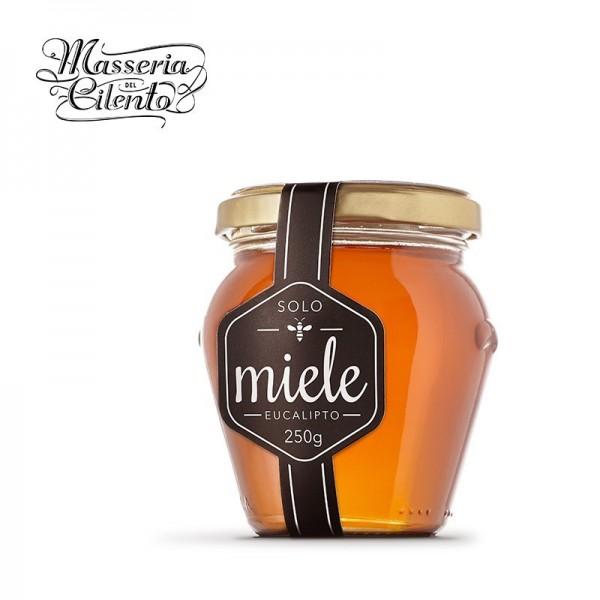 Miele di Eucalipro Masseria del Cilento 250 grammi