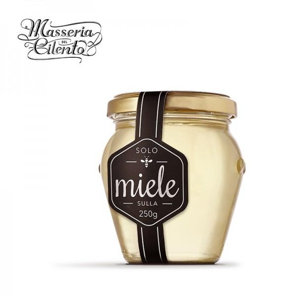 Miele di Sulla Masseria del Cilento 250 grammi