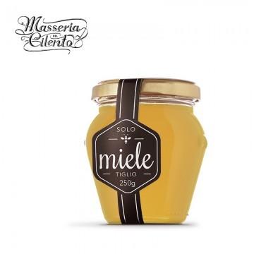 Miele di Tiglio Masseria del Cilento 250 grammi