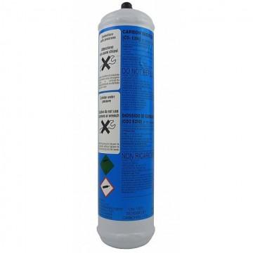Bombola CO2 da 600 gr Usa e Getta per Frigogasatori