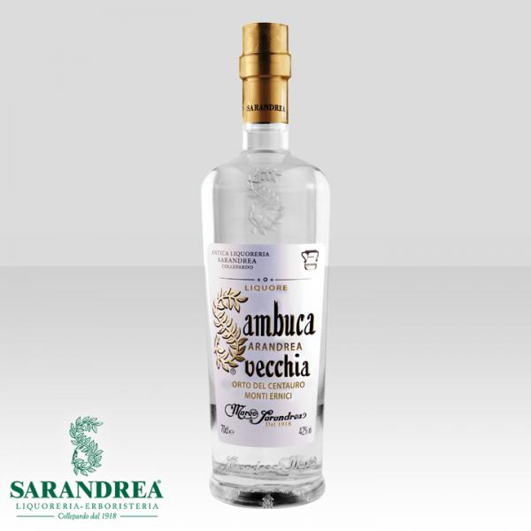 Sambuca Vecchia Sarandrea 700 ml